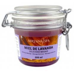 NIRVANA SPA Miel de Lavanda 200ml