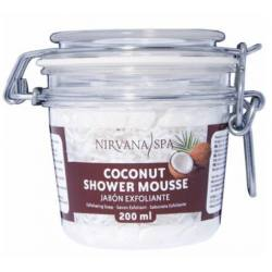 NIRVANA SPA Shower Mousse COCO 200ml