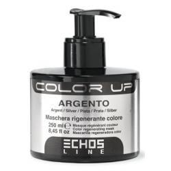 ECHOSLINE Mascarilla Color Up ARGENTO 250ml